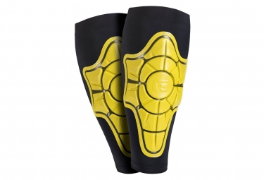 Proteges tibia g form pro x shin pads jaune xl