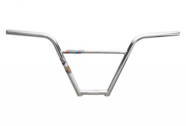 Stranger Zaferia Handlebar 9.75'' Eric L Signature Chrome 4 pieces