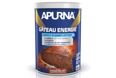 APURNA Energy cake Chocolate 400g