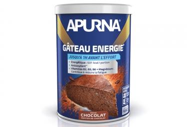 APURNA Gâteau Energétique Chocolat 400g (3 portions)