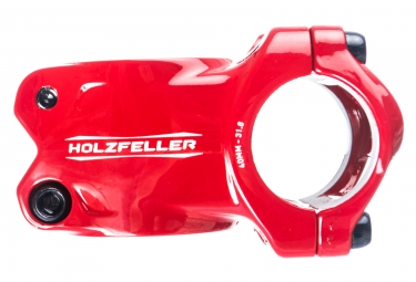 Truvativ Holzfeller Stem 31.8 0° Boxxer Red
