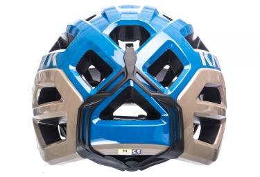 Casque VTT Kask Rex Bleu Gris