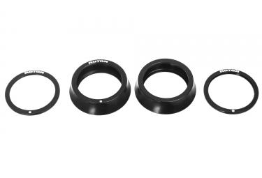 Kit Entretoises Rotor standard pour pédalier ALDHU