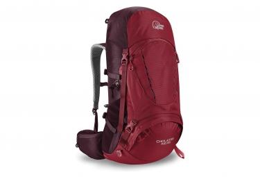 Sac a dos femme lowe alpine cholatse nd35 rouge