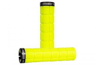 Sb3 Big One Grips Yellow   Black