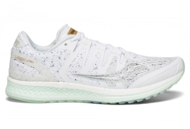 Chaussures running femme saucony liberty iso white noise 40