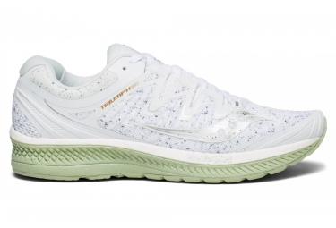 Chaussures running saucony triumph iso 4 white noise 45