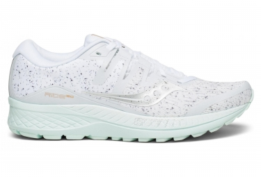 Chaussures de running femme saucony ride iso white noise 38