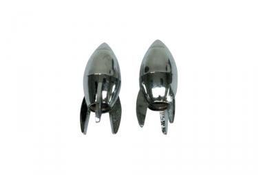 Bouchons de valves sb3 presta noir