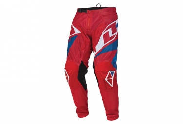 Pantalon one industries atom vented rouge bleu blanc 32