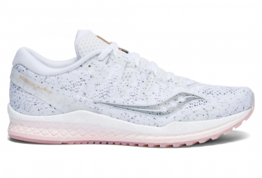 Paire de chaussures femme saucony freedom iso 2 white noise 39
