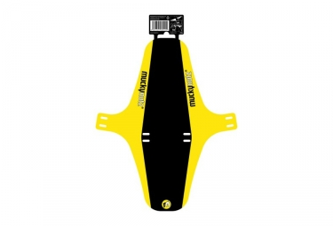 MUCKY NUTZ Face Fender XL Front Mud Guard Black / Yellow