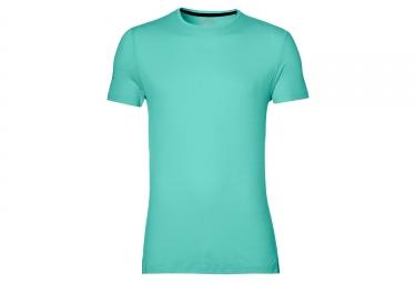 Asics Seamless Short Sleeves Jersey Blue