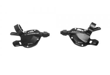 Sram X5 Trigger Shifter 3x10S Black