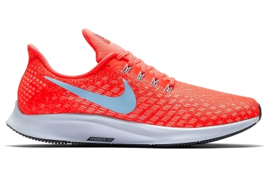 Chaussures de Running Nike Air Zoom Pegasus 35 Rouge