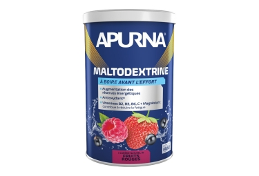 Apurna Maltodextrine Red Fruit 500g Energy Drink