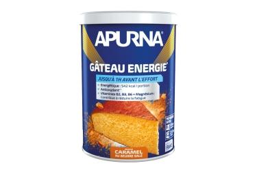 APURNA Energy cake Caramel Salado Mantequilla 400g