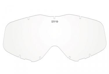 SPY Ecran de Rechange KLUTCH / WHIP / TARGE 3 Transparent - Clear View System - Anti-Fog