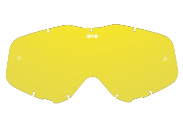 Spy ecran de rechange klutch whip targe 3 jaune anti fog