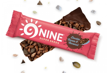 9NINE Cocoa - Coconut Bars 1 x 40g