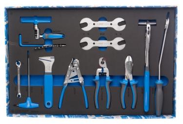 Mallette a outils pour roue de velo unior 12 outils