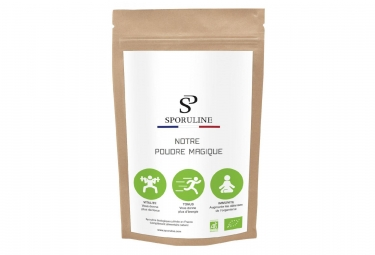 Sporuline Food Supplements Spiruline Powder 90g