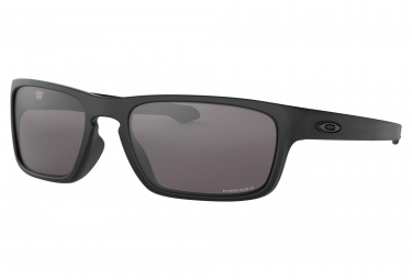 OAKLEY Sliver Stealth Sunglasses Matte Black/Prizm Grey OO9408-0156