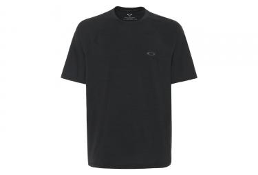 T shirt oakley tech knit noir l