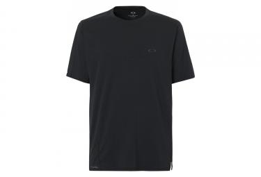 T shirt manches courtes oakley winshear noir xl