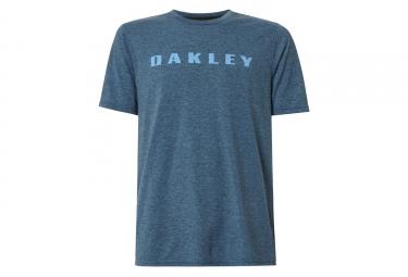 Oakley SO-OAKLEY BURN Tee Shirt Atomic Blue