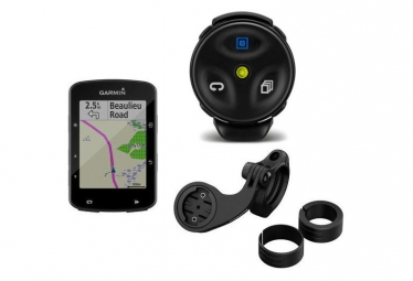 Paquete de MTB Garmin GPS Edge 520 Plus