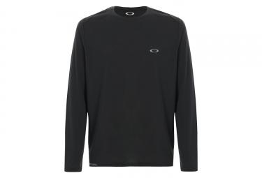 T shirt manches longues oakley icon link noir l