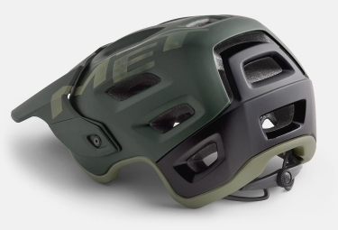 Casque Met Roam Edition Sherwood Kaki