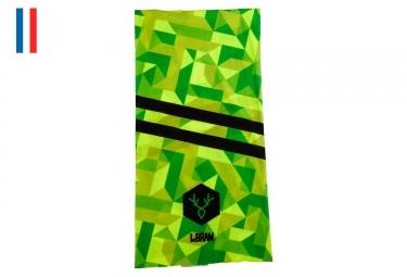 LeBram Croix de Fer Head Thingy Neon Yellow / Neon Green