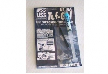 Image of Tef gel seringue 7g