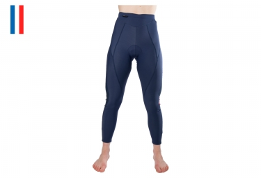 LeBram Iseran Endurance Damen Long Tights Blau