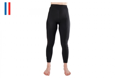 LeBram Iseran Endurance Damen Long Tights Schwarz