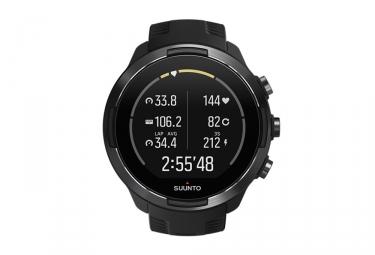 Suunto GPS-Uhr NINE 9 G1 BARO Schwarz