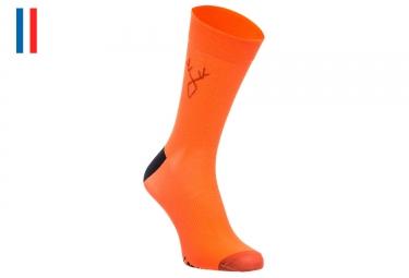 Paire de Chaussettes LeBram Eze Orange