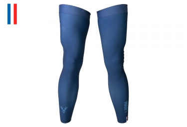 LeBram Thermo Leg Warmers Blue