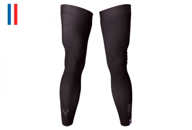 LeBram Thermo Leg Warmers Black