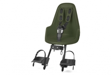 Bobike ONE mini baby seat olive green