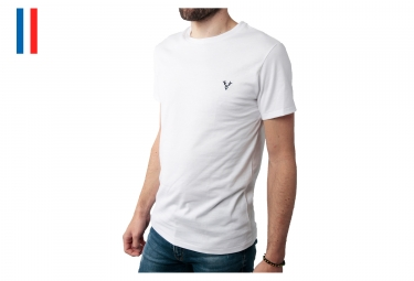 LeBram COLOMBIERE T-shirt White