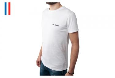 T-Shirt LeBram Ventoux Blanc Coupe Ajustée