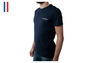 T-Shirt LeBram Ventoux Bleu marine Coupe Ajustée