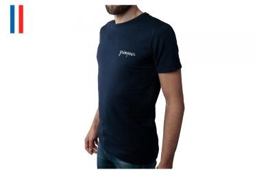 LeBram Grimpeur t-shirt Navy Blue