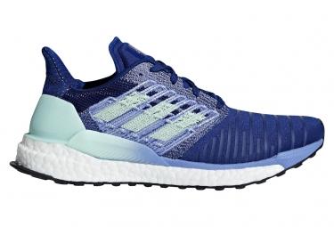 Chaussures de running femme adidas running solar boost bleu 38