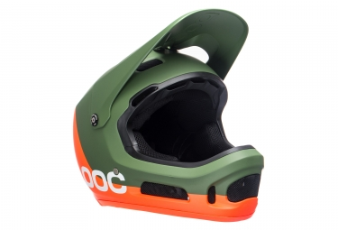 Casco integral POC Coron - 2017 y Coron Air Spin 2018 para enduro, freeride y descenso/dh