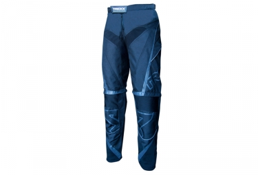 Image of Pantalon short trick x spike kids noir gris xs