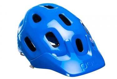 Casque poc trabec bleu krypton xl xxl 60 62 cm